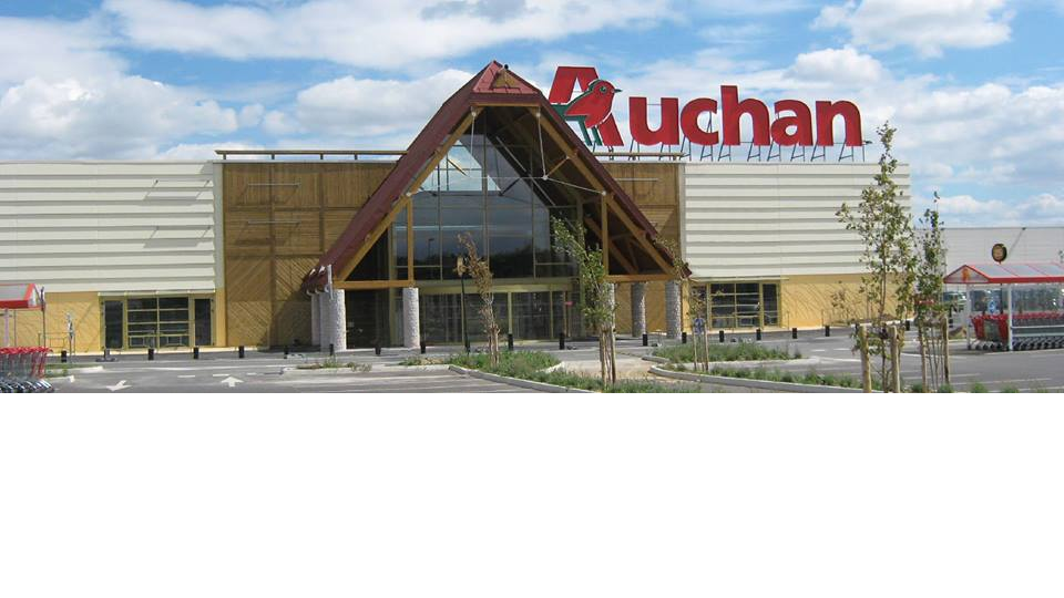 Photo  Brétigny Auchan