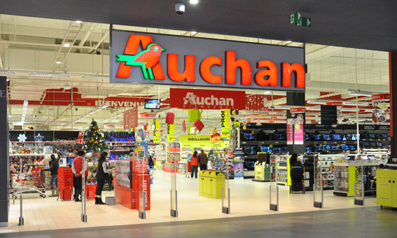 Photo Grand Plaisir Auchan