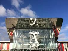 Photo  Grand A Amiens Géant Casino Glisy