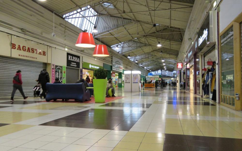 Photo Bobigny 2 Auchan